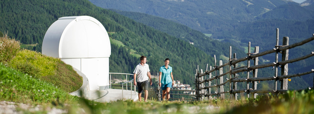 Planetarium Südtirol Gummer Bozen